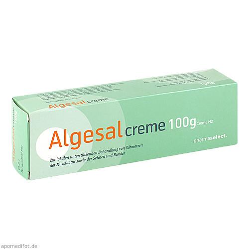 ALGESAL, 100 G, Medphano Arzneimittel GmbH