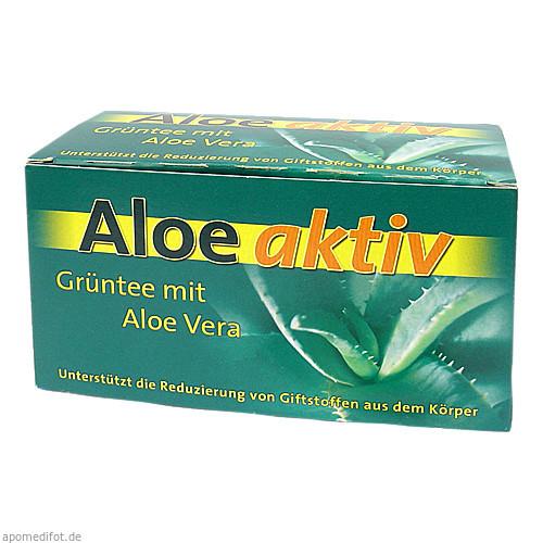 Aloe aktiv Vitaltee, 20 ST, Epi-3 Healthcare GmbH