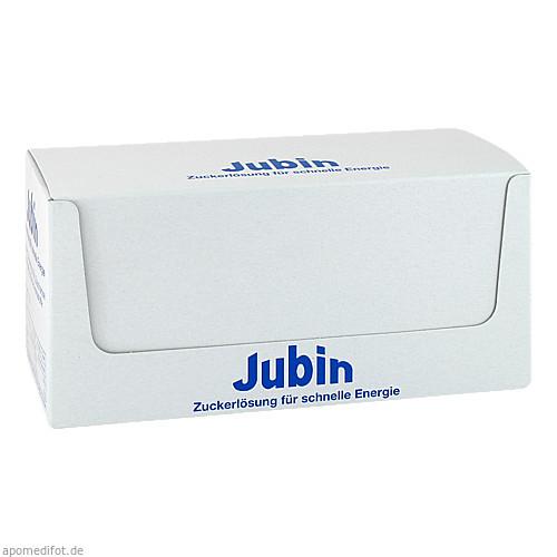 Jubin Zuckerlösung die schnelle Energie, 12X40 G, Andreas Jubin Pharma Vertrieb