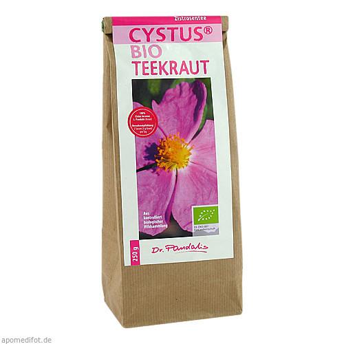 Cystus Bio Dr. Pandalis Teekraut, 250 G, Dr. Pandalis GmbH & Co. KG Naturprodukte