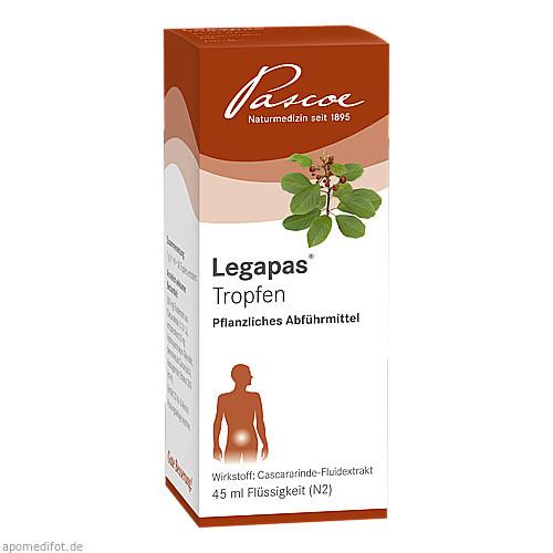 Legapas Tropfen, 45 ML, Pascoe pharmazeutische Präparate GmbH