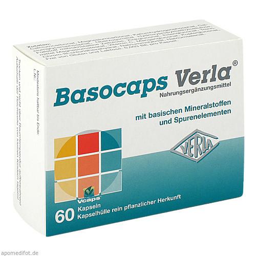 BASOCAPS Verla Kapseln, 60 ST, VERLA-PHARM Arzneimittel
