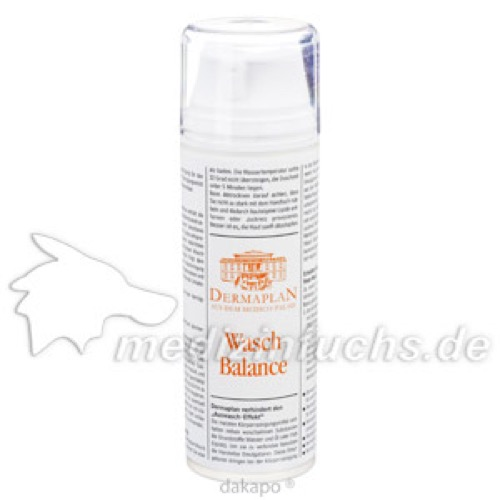 DERMAPLAN Wasch Balance, 150 ML, EVR Medical Conceptions