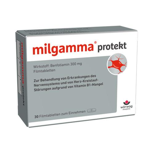 milgamma protekt, 30 ST, Wörwag Pharma GmbH & Co. KG