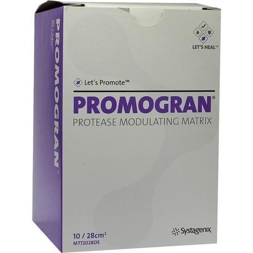 PROMOGRAN 28qcm steril, 10 ST, Kci Medizinprodukte GmbH