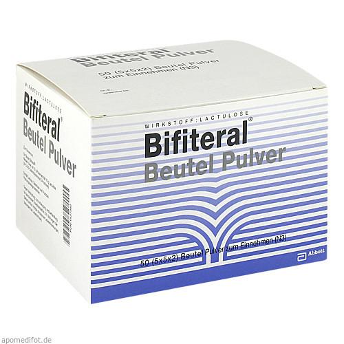 Bifiteral Beutel, 50X10 G, Mylan Healthcare GmbH
