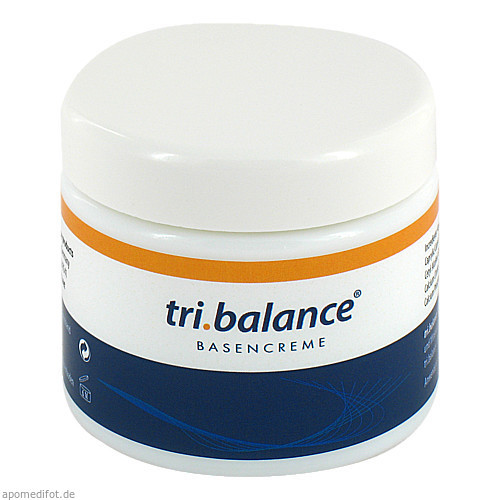 tri.balance Basencreme, 100 ML, tri.balance base products