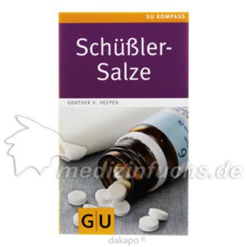 GU Schüssler Salze, 1 ST, Gräfe und Unzer Verlag GmbH