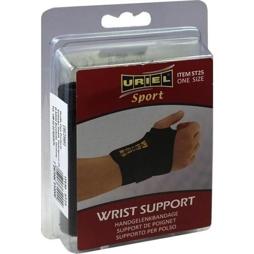 Uriel Sport Handgelenkbandage (S-XL), 1 ST, Health Care Products Vertriebs GmbH