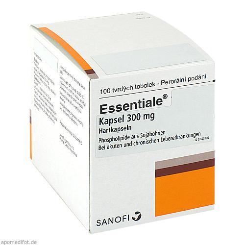 Essentiale Kapseln 300mg, 100 ST, Eurimpharm Arzneimittel GmbH