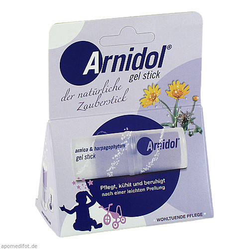 ARNIDOL Gel Stick, 15 ML, DIAFARM Laboratorios S.A.
