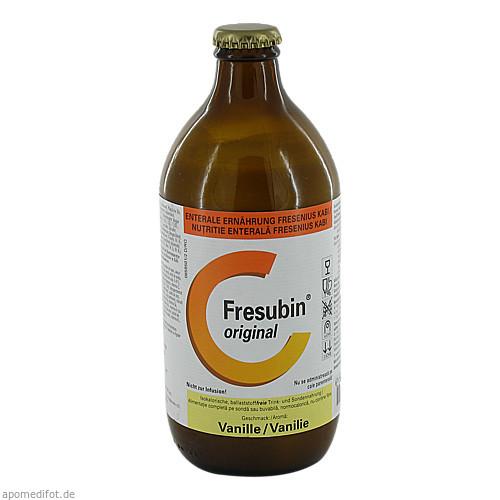 FRESUBIN ORIGINAL Vanille, 500 ML, Fresenius Kabi Deutschland GmbH
