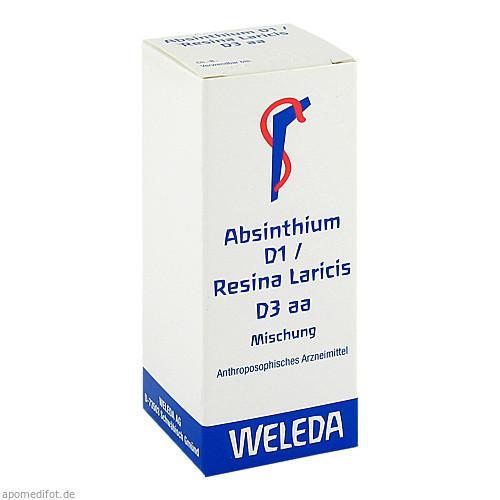 ABSINTHIUM D 1 RES LAR D 3, 50 ML, Weleda AG