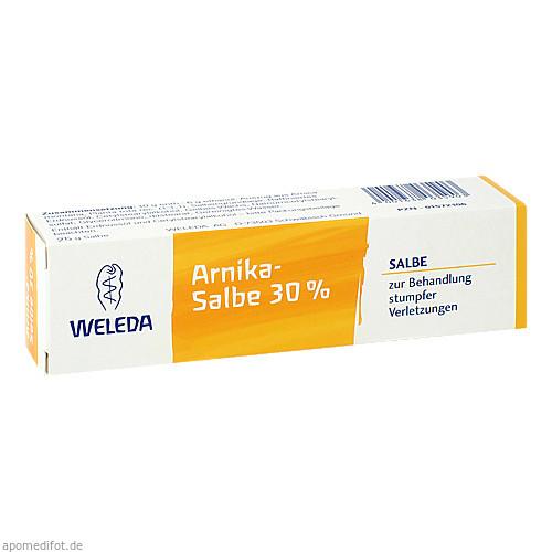 ARNIKA SALBE 30%, 25 G, Weleda AG