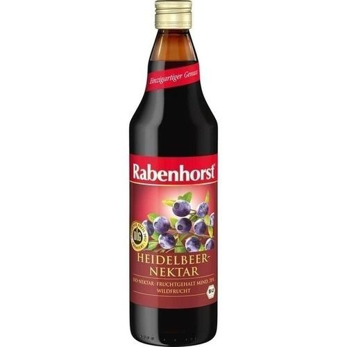 Rabenhorst Heidelbeer-Nektar Bio, 700 ML, Haus Rabenhorst O. Lauffs GmbH & Co. KG