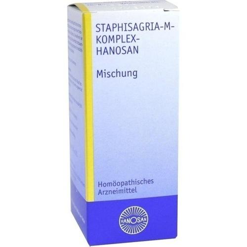 Staphisagria M Komplex Hanosan, 50 ML, Hanosan GmbH