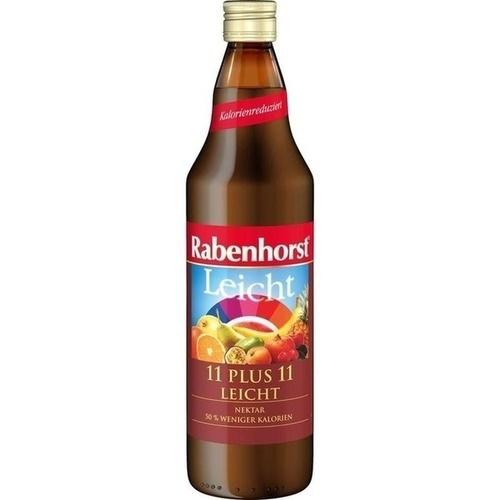 Rabenhorst 11+11 Mehrfrucht-Necktar Leicht, 700 ML, Haus Rabenhorst O. Lauffs GmbH & Co. KG