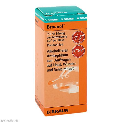 Braunol Schleimhautantiseptikum, 30 ML, B. Braun Melsungen AG