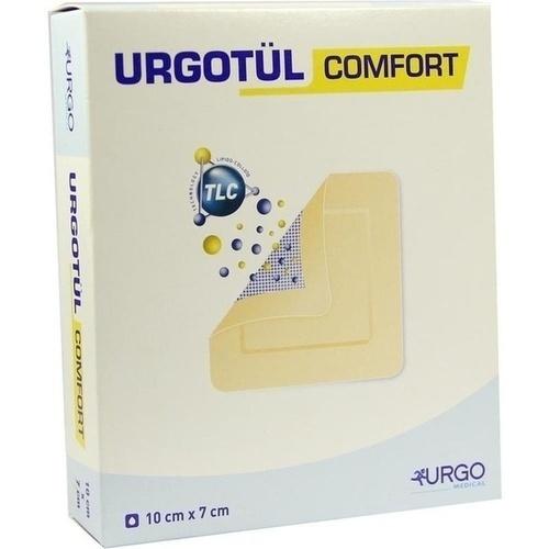 URGOTÜL comfort 7x10 cm Verband, 10 ST, Urgo GmbH