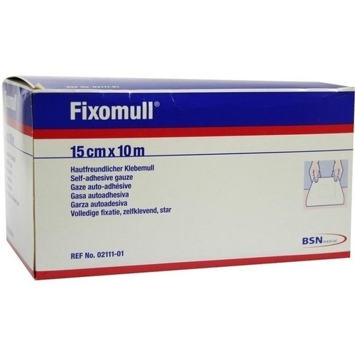 FIXOMULL 10MX15CM 2111, 1 ST, Bsn Medical GmbH