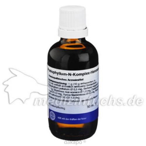 Podophyllum-N-Komplex-Hanosan, 50 ML, Hanosan GmbH
