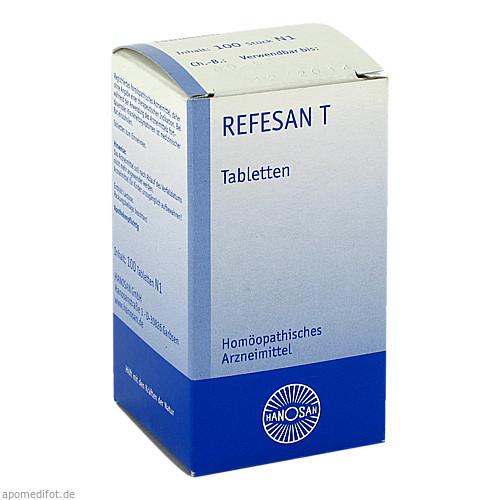 Refesan T, 100 ST, Hanosan GmbH