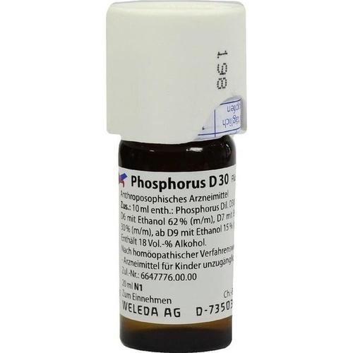 PHOSPHORUS D30, 20 ML, Weleda AG