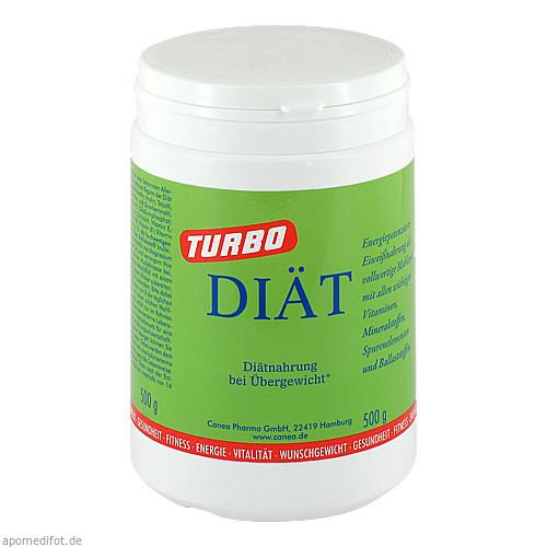 TURBO DIÄT Argu Pulver, 500 G, Pharma Peter GmbH