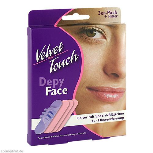 Velvet Touch Face 3er Set, 1 P, Jovita Pharma
