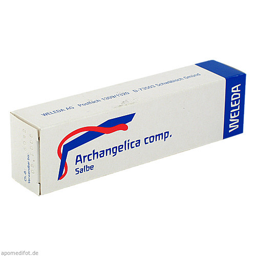 ARCHANGELICA COMP, 25 G, Weleda AG