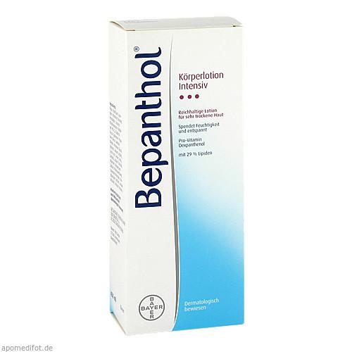 BEPANTHOL INTENSIV KÖRPERLOTION SPENDERFLASCHE, 400 ML, Bayer Vital GmbH