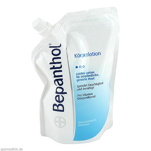 BEPANTHOL KÖRPERLOTION NACHFUELLBEUTEL, 400 ML, Bayer Vital GmbH