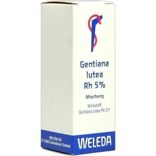 GENTIANA LUTEA RH 5%, 20 ML, Weleda AG