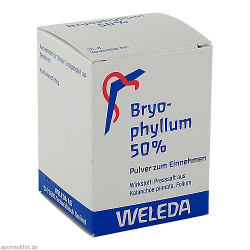 BRYOPHYLLUM 50%, 50 G, Weleda AG