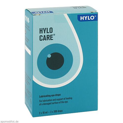 HYLO-CARE, 2X10 ML, Ursapharm Arzneimittel GmbH
