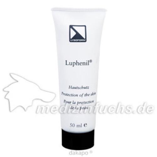 LUPHENIL HAUTSCHUTZ, 50 ML, Lysoform