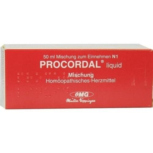 Procordal liquid Mischung, 50 ML, Combustin Pharmaz. Präparate GmbH