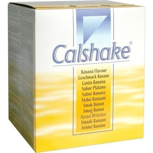 Calshake Banane Beutel, 7X87 G, Fresenius Kabi Deutschland GmbH