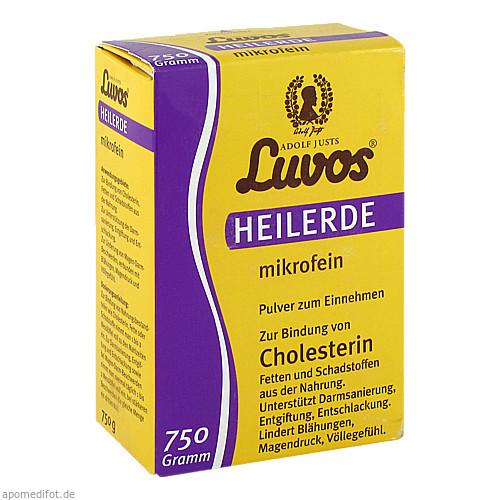Luvos Heilerde mikrofein, 750 G, Heilerde-Gesellschaft Luvos Just GmbH & Co. KG