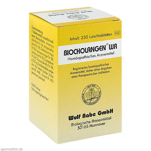 Biocholangen WR, 250 ST, Adjupharm GmbH