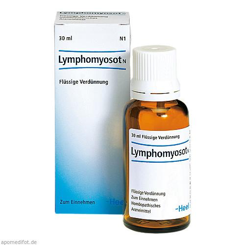 Lymphomyosot N, 30 ML, Biologische Heilmittel Heel GmbH
