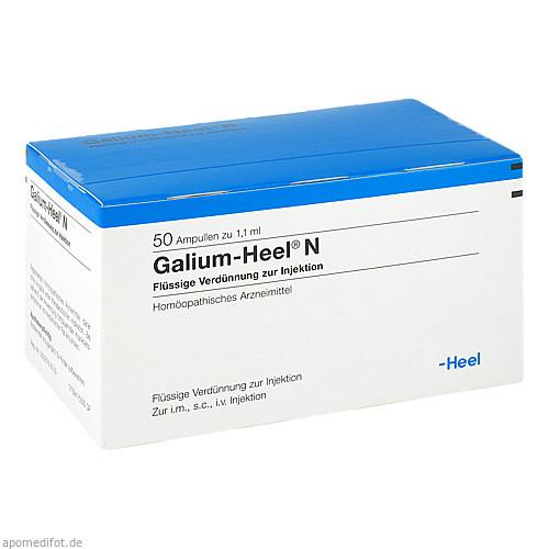Galium-Heel N, 50 ST, Biologische Heilmittel Heel GmbH