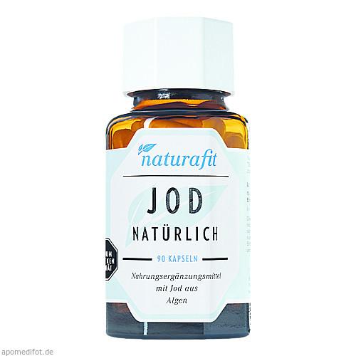 Naturafit Jod, 90 ST, Naturafit GmbH