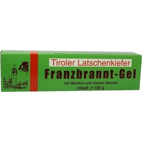FRANZBRANNTGEL, 100 G, Hecht-Pharma GmbH