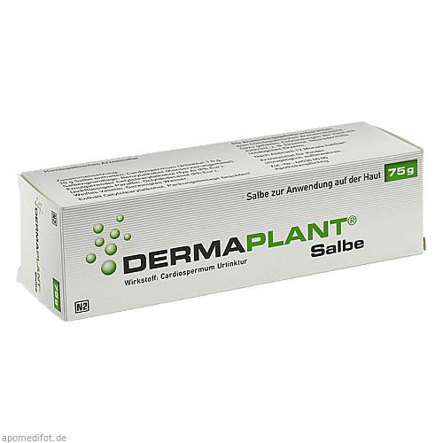 Dermaplant, 75 G, Dr.Willmar Schwabe GmbH & Co. KG