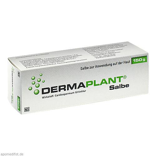 Dermaplant, 150 G, Dr.Willmar Schwabe GmbH & Co. KG