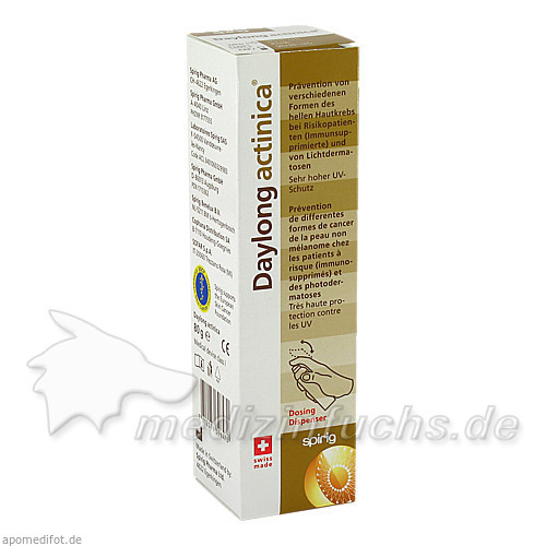 DAYLONG actinica Lotion Dispenser, 80 G, Spirig Pharma GmbH