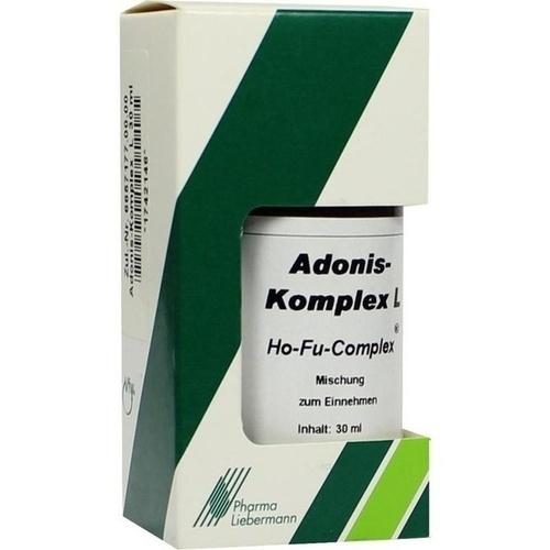 Adonis-Komplex L Ho-Fu-Complex, 30 ML, Pharma Liebermann GmbH