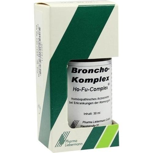 Broncho-Komplex Ho-Fu-Complex, 30 ML, Pharma Liebermann GmbH