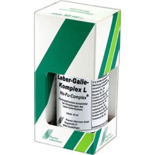 Leber-Galle-Komplex L Ho-Fu-Complex, 30 ML, Pharma Liebermann GmbH